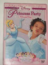 DVD Princess Party - Vol. 1 Celebrate Every Day Like a Princess! Disney