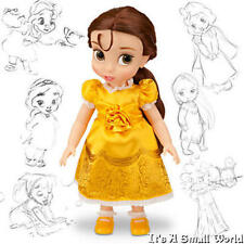 Disney Princess Belle Animators Collection 16 Toddler Doll - free shipping