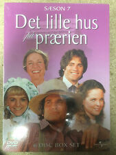 * DVD TV NEW SEALED * THE LITTLE HOUSE ON THE PRAIRIE SEASON 7 * sca