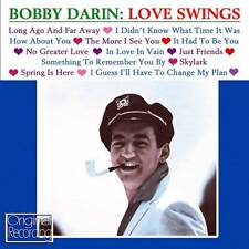 BOBBY DARIN - LOVE SWINGS (NEW SEALED CD) ORIGINAL RECORDING