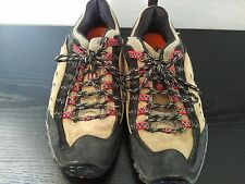Merrell Intercept Gunsmoke Men's Urban Brown Black Trail Hiking Shoes Size 9
