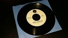 "Luther Vandross  ""BRING YOUR HEART TO MINE / CAN HEAVEN WAIT "" 7"" SOUL J RECORDS"