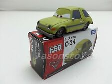 Tomy Tomica Pixar / Disney Cars C-24 Acer Metal Toy Car 1:64 New Box In Stock