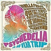 VARIOUS - PSYCHEDELIA A 50 YEAR TRIP - 2CD NEW (FREE UK POST)