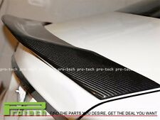 RT Type Carbon Fiber Trunk Spoiler Lip For M-Benz W218 CLS350 CLS500 CLS550 AMG