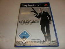 PlayStation 2  PS 2  James Bond - Ein Quantum Trost