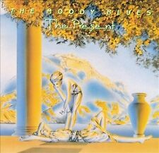 The Present by The Moody Blues, Moody Blues (The) (CD, Jul-1987, Threshold...