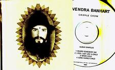 DEVENDRA BANHART - Cripple Crow - RARE 2005 UK CD album sampler - FREE UK P+P