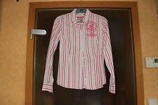Gaastra Bluse pink weiß gestreift S 36/38   absolut neuwertig    NP 119 €