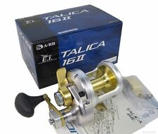 New Shimano TALICA 16 II TAC-16II 2-Speed Fishing Reel  **2-3 Days delivery**