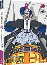 One Piece: Collection Series 15 Complete Anime Box / DVD Set NEW!