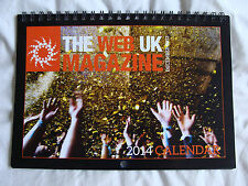 Calendar : Marillion : 2014 Fan Club Edition