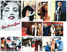 CIAO NORMA JEAN SET FOTOBUSTE 8+SOGG. 1976 MARILYN MONROE BIOGRAPHY LOBBY CARD