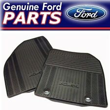 NEW GENUINE FORD KUGA FRONT PAIR RUBBER CAR FLOOR MATS SET fron Aug 2011