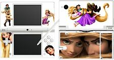 NDSI Nintendo dsi TANGLED 4 PIECE VINYL DECAL STICKER SKIN