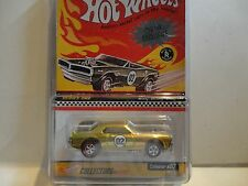 Hot Wheels Red Line Club Online Exclusive Gold Nitty Gritty Kitty