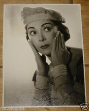 MARGOT FONTEYN VINTAGE ORIGINAL HOUSTON ROGERS ORIGINAL BALLET PHOTO POSTCARD 2