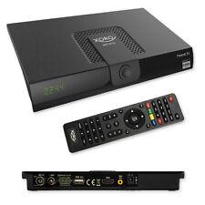 HD DVB-T2 Receiver Xoro HRT 8719 HEVC H.265 Irdeto‐Entschlüsselungssyst HD(8720)