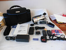 RARE Sony DCR-TRV620E Digital8 Hi8 Video8 8mm Camcorder Video Camera DV IN/OUT