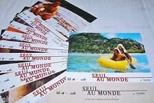 SEUL AU MONDE ! tom hanks jeu 12 photos cinema lobby cards fantastique