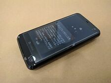 softbank SHARP 107SH【BLACK】 PANTONE 5 SMARTPHONE UNLOCKED