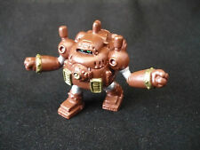 Digimon Mini Figure Guardromon Brown Robot Toy Bandai Anime 1""