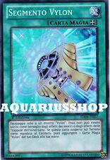 Yu-Gi-Oh! Segmento Vylon HA06-IT057 Fortissimo Vylon Segment ITA Zexal Arsenale