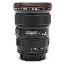 Canon 16-35mm f2.8 EF L USM Lens SN 97007005