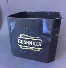 Bushmills Kühler Deko Bar Ice Bucket Whisky Restaurant Whiskey Eisbox NEU OVP