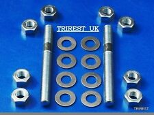 TRIUMPH SEAT SPRINGS TO RIGID FRAME, (82-F-0847) STUD SET 1938 / 53  ALL MODELS