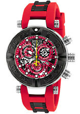 Invicta Reserve 47mm Subaqua Noma I Limited Edition 19589 Swiss Made Red Watch