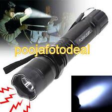 Self Defense Women & Gents Stun Gun with Flashlight Torch- Spsl..Women safety