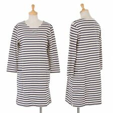 MARGARET HOWELL Stripe Cotton Dress Size 1(K-49329)