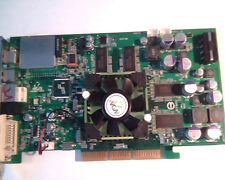 AGP card eVGA N331 N332 eGeForce FX5700 128-A8-N331-AX 128MB DVI VVO Audio RF FM