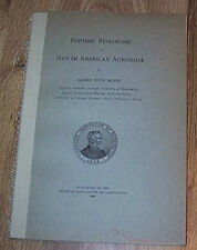 Further Researches On North American Acridiidae by Albert Pitts Morse ILLUS 1907