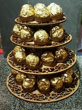 Semplice FERRERO ROCHER WEDDING Display Stand fulcro. CUP CAKES PARTI ETC