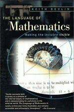 The Language of Mathematics: Making the Invisible Visible-ExLibrary