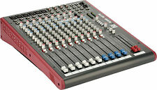 Allen & Heath ZED14 - 14-Channel USB Recording / Live Sound Mixer ZED-14 IN BOX!