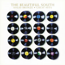 THE BEAUTIFUL SOUTH - SOLID BRONZE - GREAT HITS: CD ALBUM (2001 Remastered)