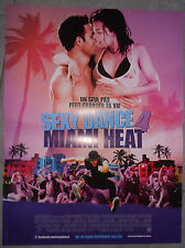 Affiche SEXY DANCE 4 Step up Revolution SCOTT SPEER McCormick 40x60cm