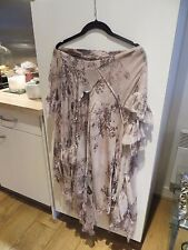 All Saints Skull de Jouy Thoas Dress Size 8