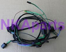 HOLDEN HQ HJ V8 6cly SINGLE HEADLIGHT WIRING HARNESS