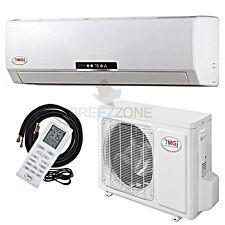 24000 BTU 2 Ton 18 SEER Inverter Ductless Mini Split A/C Heat Pump 24,000 25'Kit