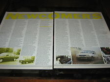 Citroen visa gti rallye voiture, subaru 1.8 gt turbo reg. no. B95NNX articles