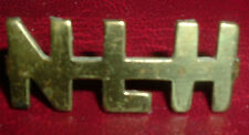 CAP BADGE-WW1 NATAL LIGHT HORSE TITLE / HAT BADGE 1915 ONLY