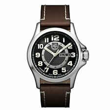 Luminox 1801 NV Field Automatic Leather