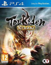 Toukiden: Kiwami (PS4) BRAND NEW SEALED