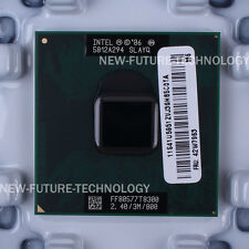 SLAYQ- Intel Core 2 Duo T8300 2.4 GHz 3 MB 800 MHz Socket M,P US free shipping