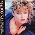 """MADONNA / MATERIAL GIRL INTO THE GROOVE 45RPM 12"""" w/Insert Orig JAPAN ISSUE"""