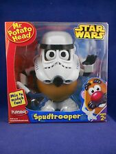 Mr Potato Head Star Wars Spudtrooper Playskool Hasbro 2005 New